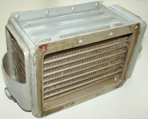 Азотный теплообменник Кожухотрубный испаритель ONDA PE 12 Уссурийск