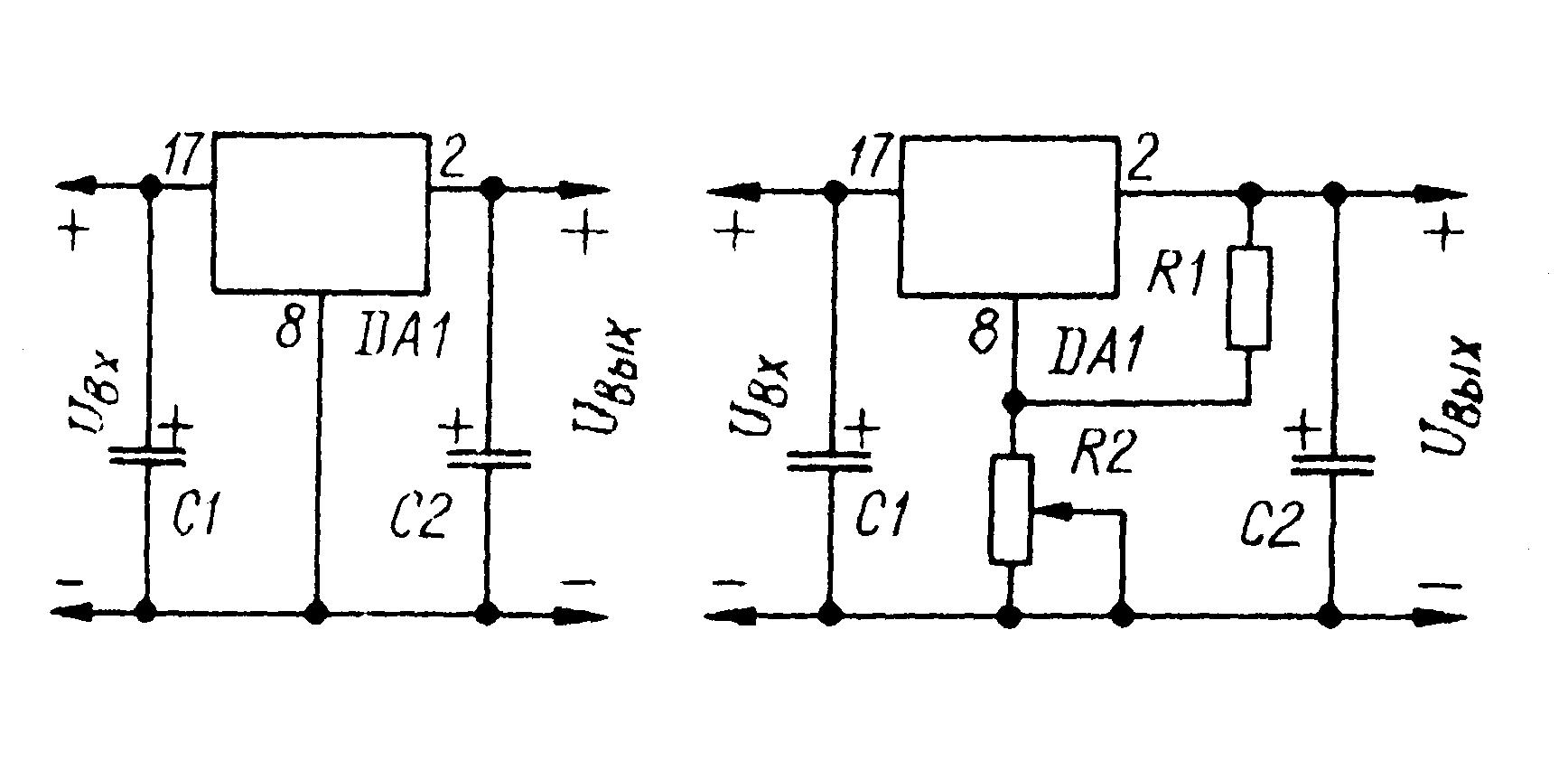 Интегральные стабилизаторы на фиксированное напряжение сварочный аппарат фет