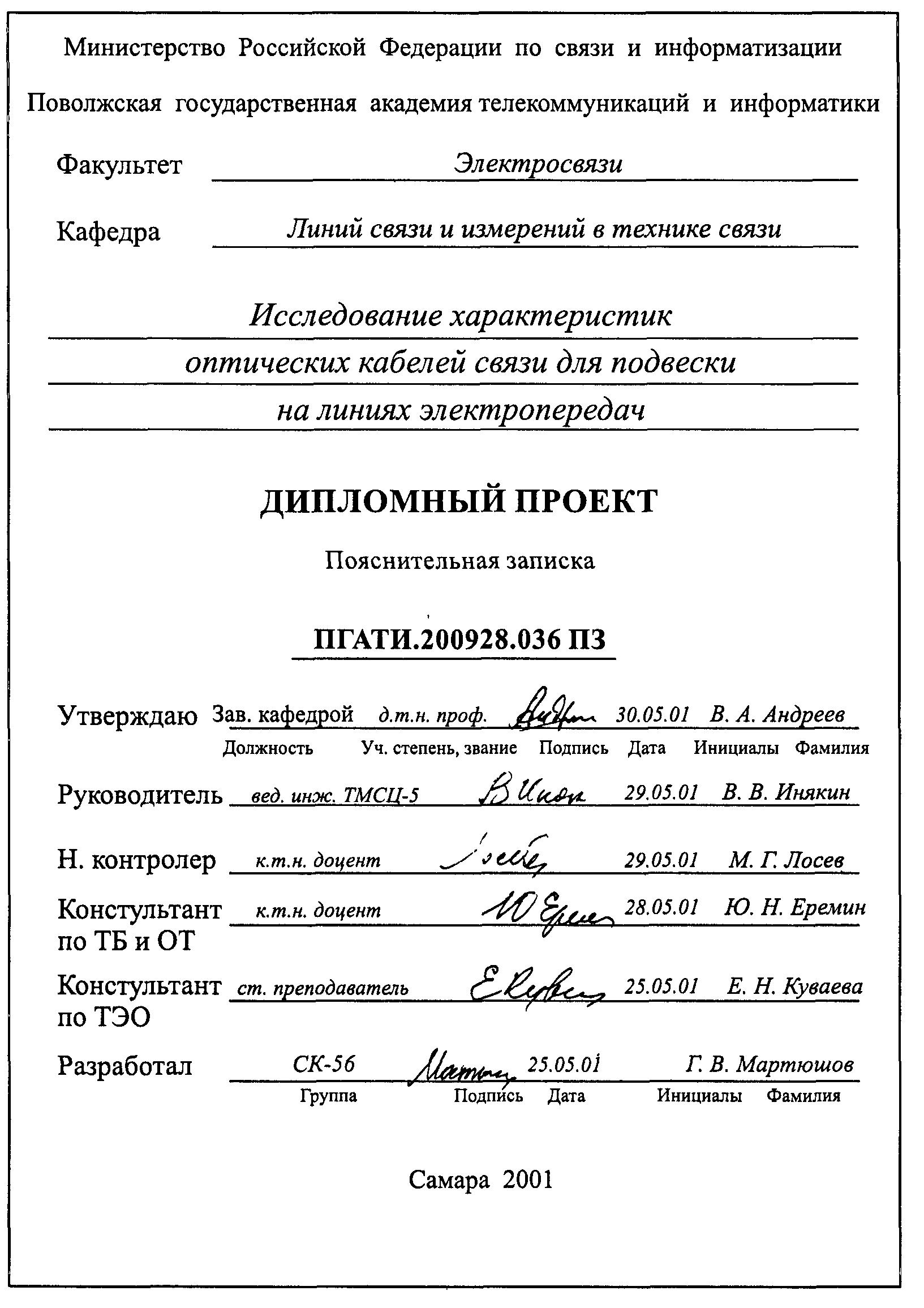 Структурное содержание вкр Рисунок 1 1 Пример оформления титульного листа пояснительной записки ДП