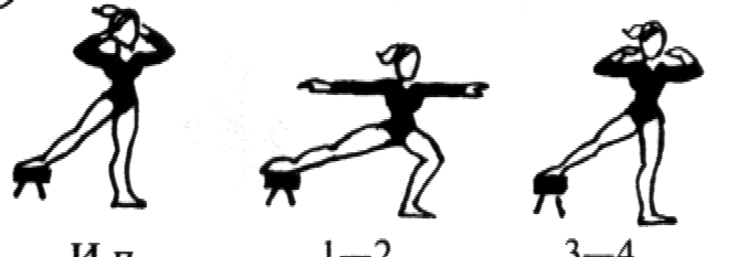 Упражнения на гимнастической стенке реферат 2918