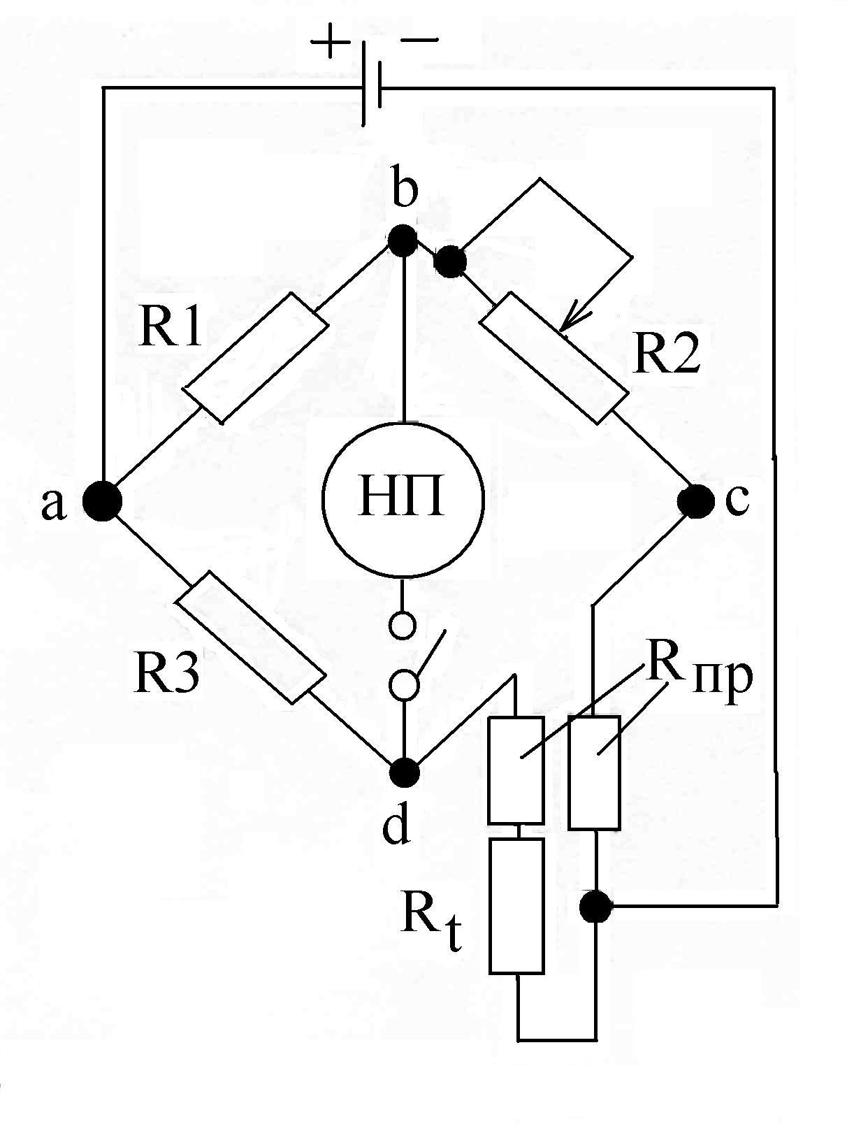 Трехпроводная схема подключения термометр фото 61