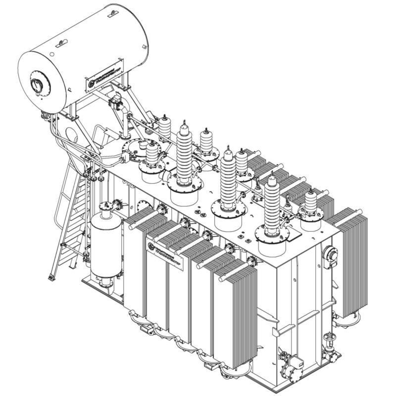 Силовые трансформаторы контрольная работа 2335