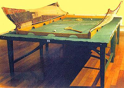 Реферат Рис Прадедушка современного стола для игры в настольный теннис