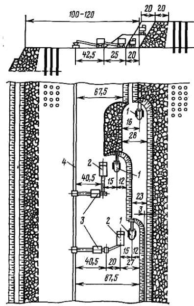 Отвальные конвейера элеватор для удержания бурильных труб