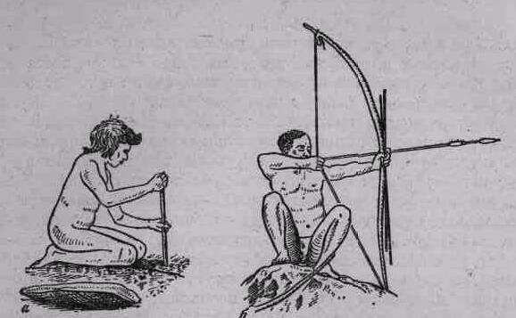 охотники собиратели рыболовы л 1972