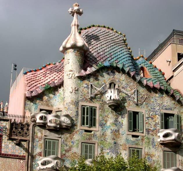 Реферат на тему архитектурный стиль модерн 858