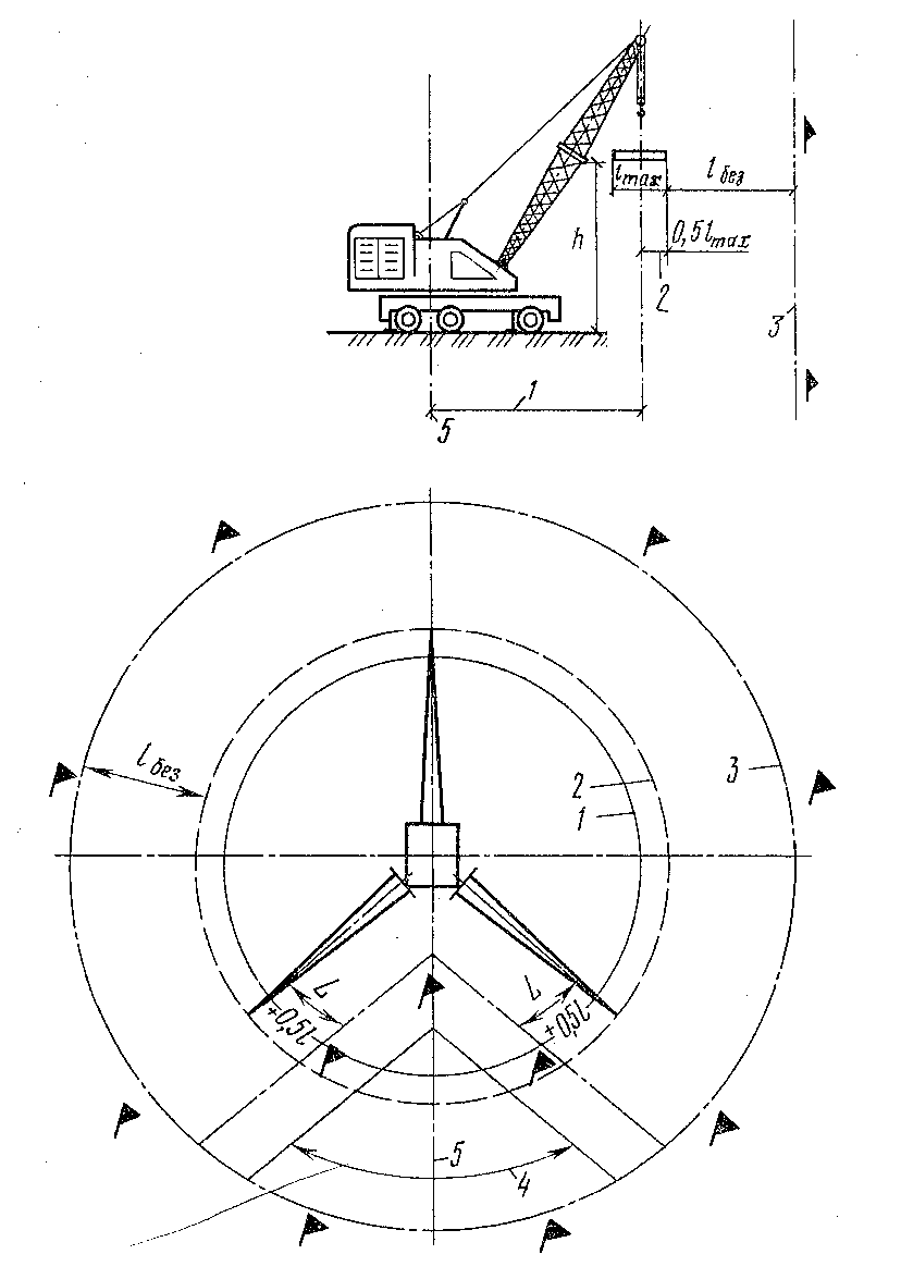 описание работы электрическая схема крана гп