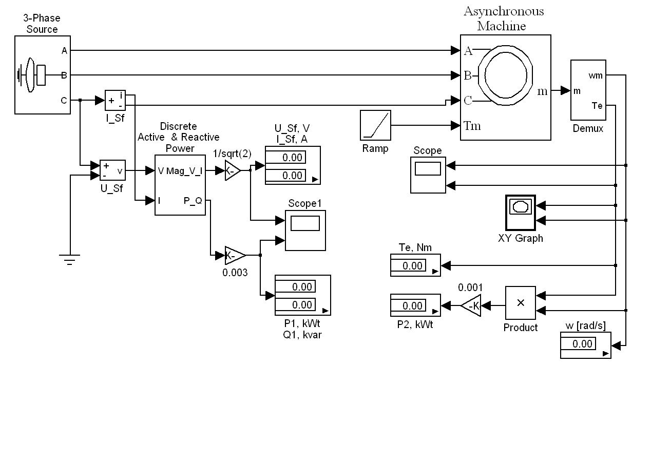 Схема асинхронного двигателя с короткозамкнутым фото 775