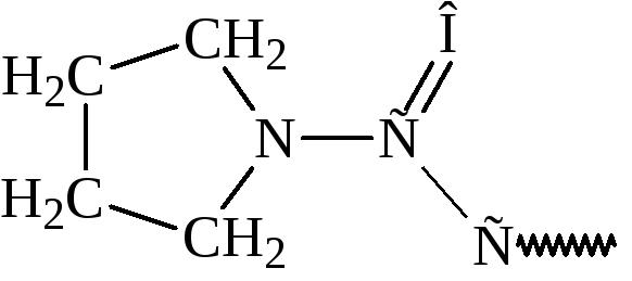 Строение белковой молекулы