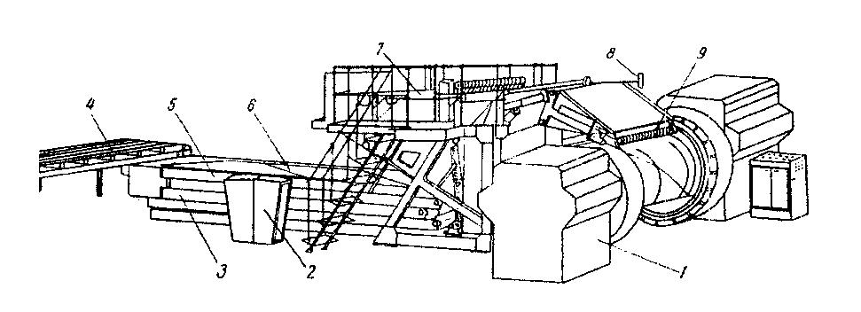 Сборка покрышек схема