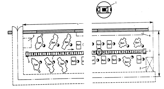 непрерывно поточные линии с рабочими конвейерами
