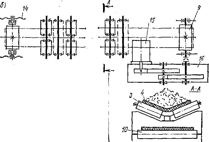 Производительность ленточного транспортера регулируется транспортер т 4 тюнинг