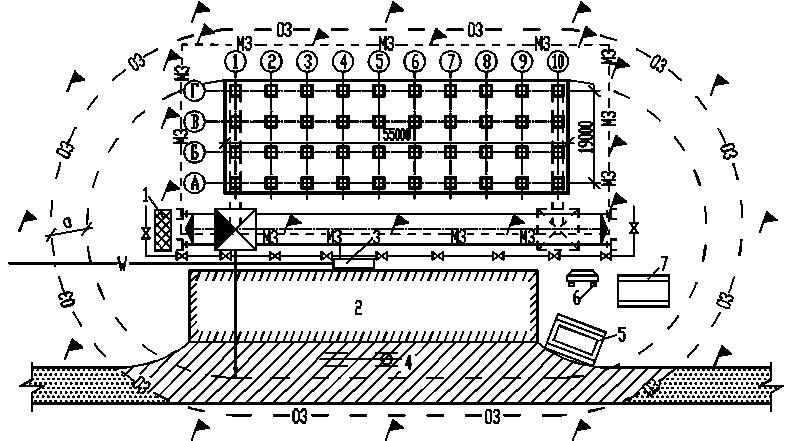 Трансформаторная подстанция допустимые расстояния