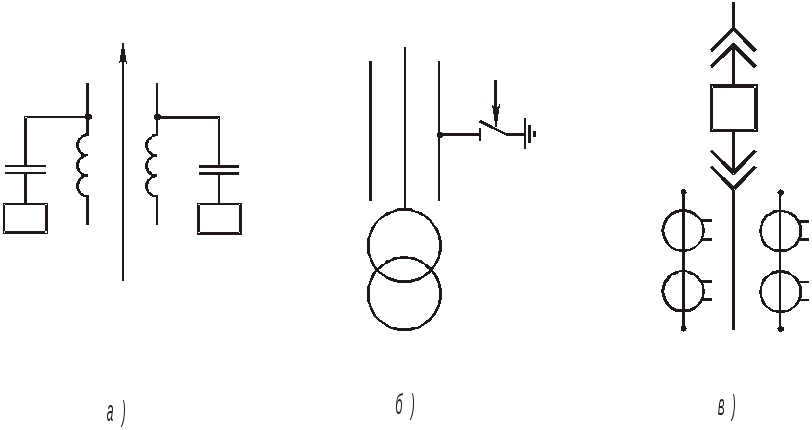 Схема трансформатор шины с полуторным присоединением