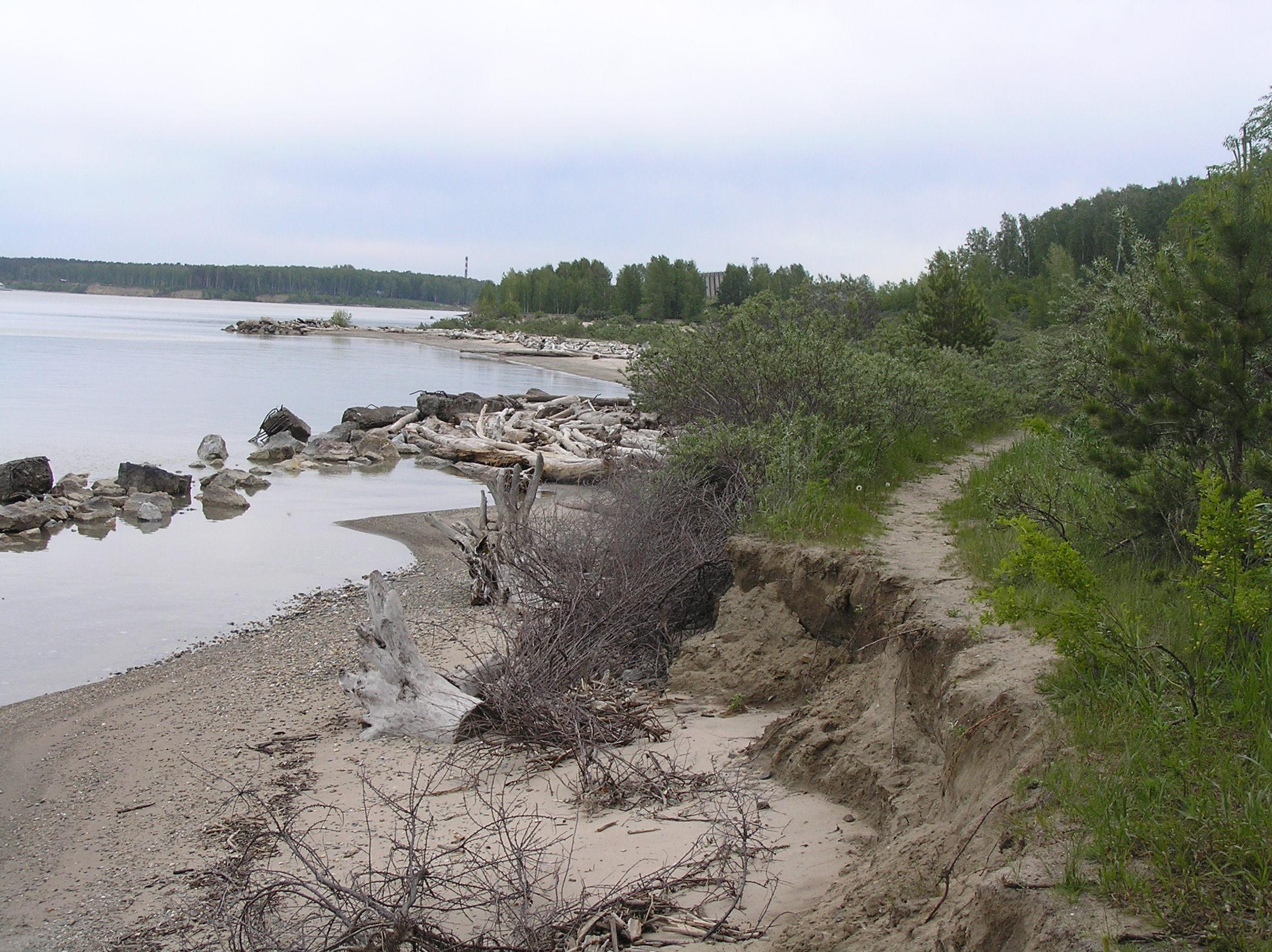 новосибирское водохранилище фото до затопления черта особенность телеведущей