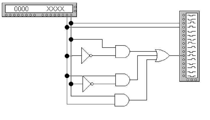 Как построить логическую схему в ewb 11