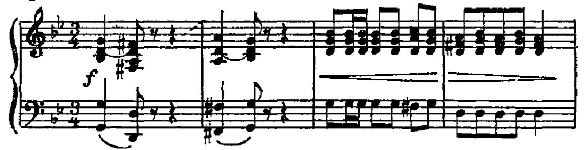 Курсовая работа по дисциплине История зарубежной музыки на тему  В том же 1817 году Шопен сочинил военный марш не дошедший до нас Затем 1817 1822 возник ряд новых полонезов