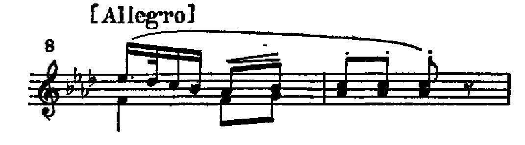 Курсовая работа по дисциплине История зарубежной музыки на тему  Полонез b mollпривлекает особое внимание отблеском живой и эмоционально подвижной индивидуальности Шопена