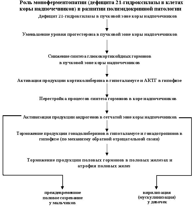 Патологии эндокринной системы реферат 3192