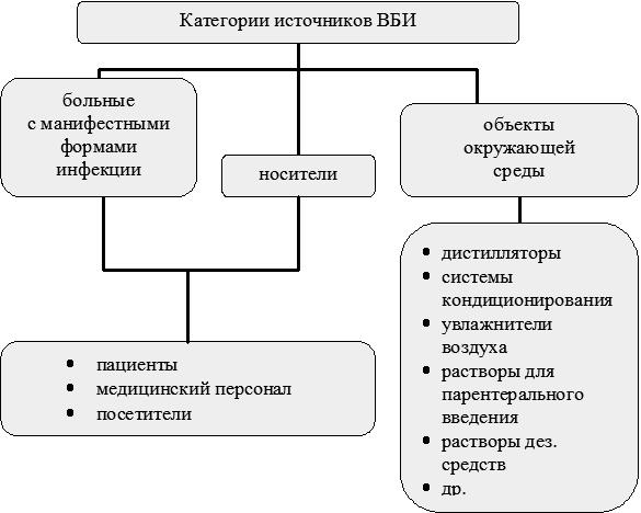 Профилактика внутрибольничной инфекции в лпу реферат 8272