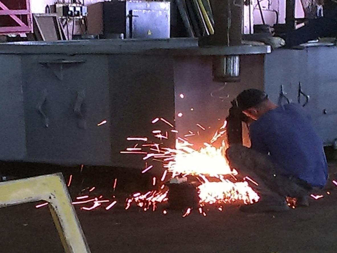 Дополнительный вид деятельности Производство общестроительных  Источником теплоты является электрическая дуга возникающая между торцом электрода и свариваемым изделием при протекании сварочного тока в результате