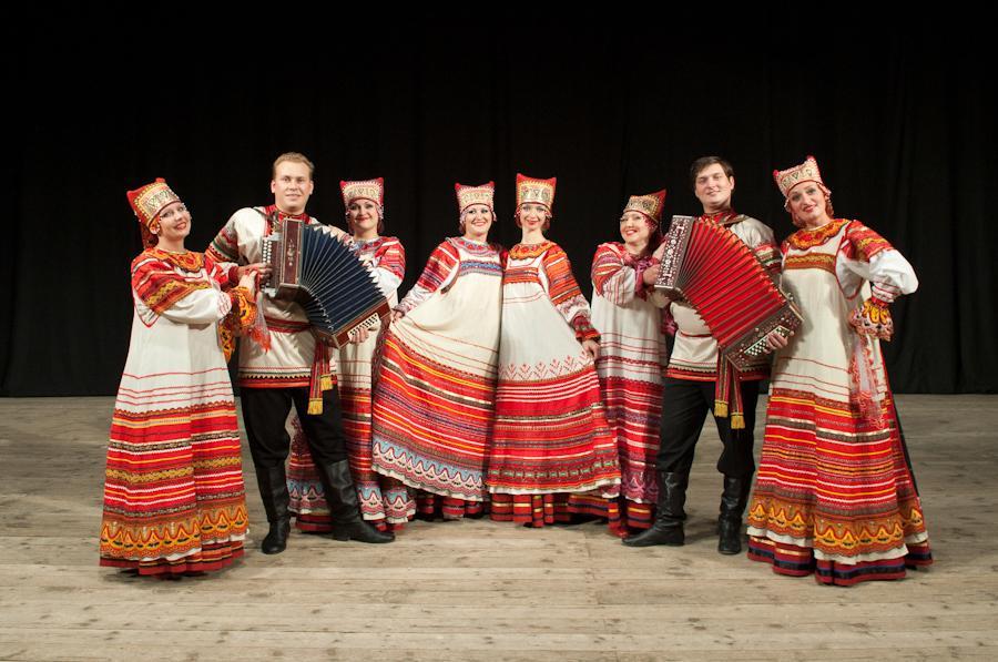 Дипломная работа русский танец 8646