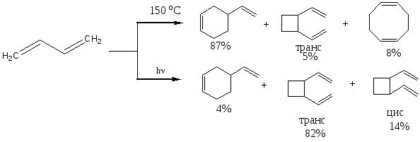Механизм цис транс изомеризации молекулярные орбитали под действием света