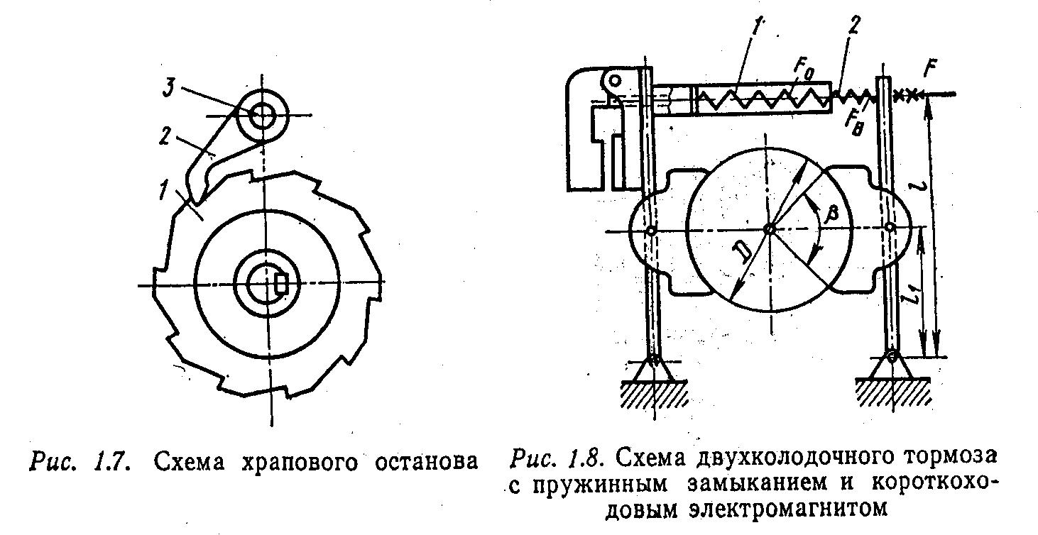 Тормозные устройства ленточных конвейеров элеваторы белгородской