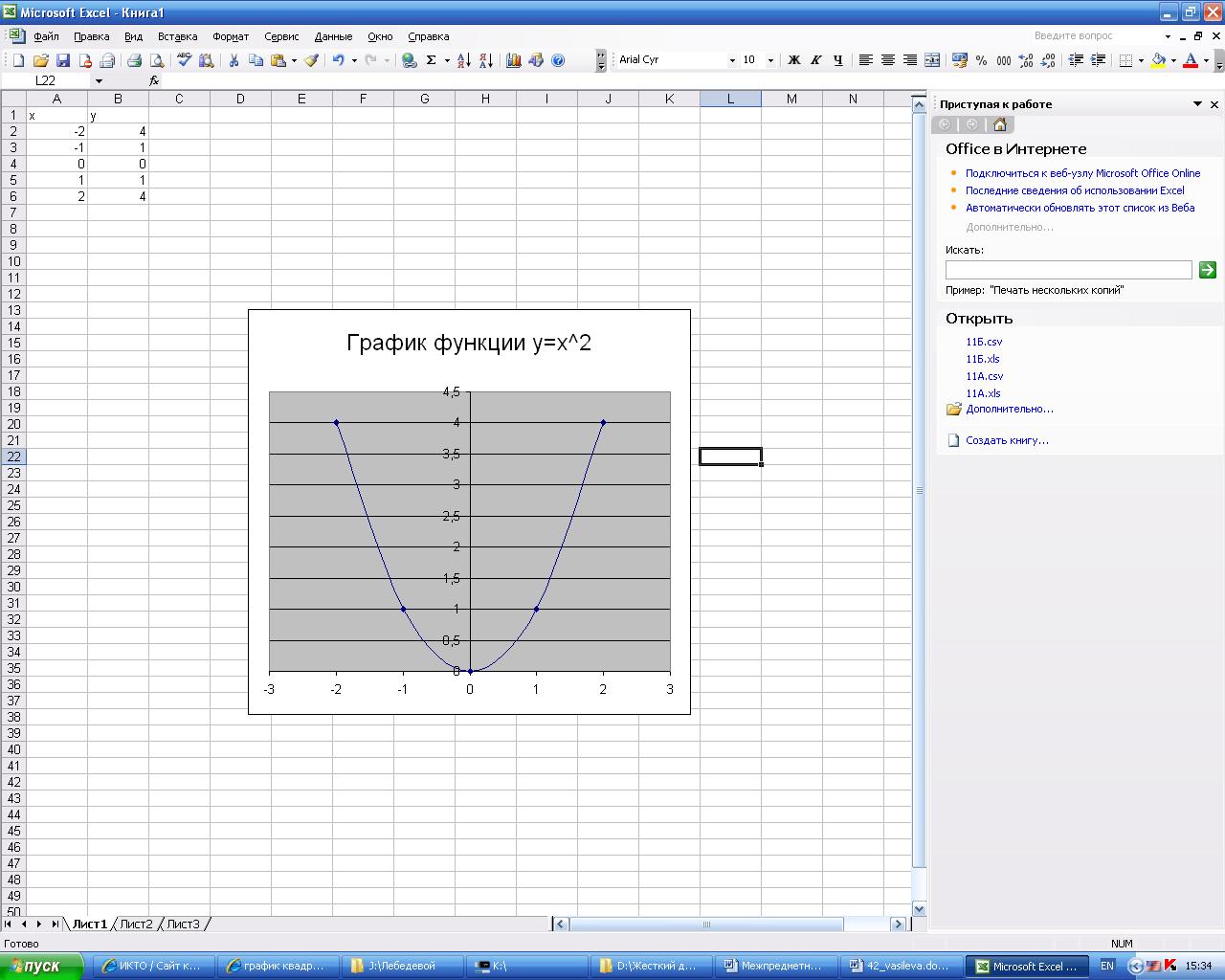 как настроить данные диаграммы в программе excel