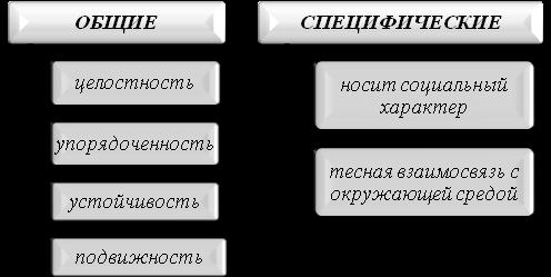 Общие свойства модели контрольная работа ночная работа девушек