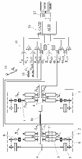 Автотестер к484 схема