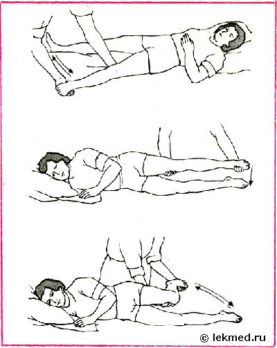 Комплекс упражнений после инсульта в домашних условиях 954