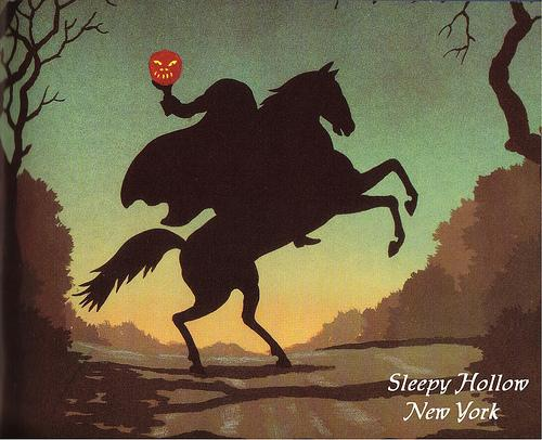 a critique of the landscape and theme in the legend of sleepy hollow Troubling our heads about ichabod: the legend of sleepy hollow, classic american literature, and the sexual politics of homosocial brotherhood david greven.