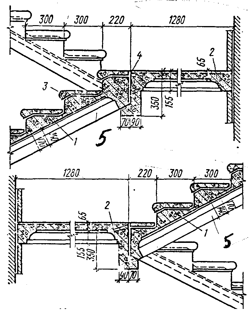 Опирание лестничных ступеней бу заборы из жби