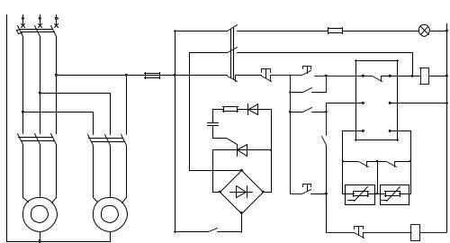 Схема управления транспортером тсн элеваторы армавир