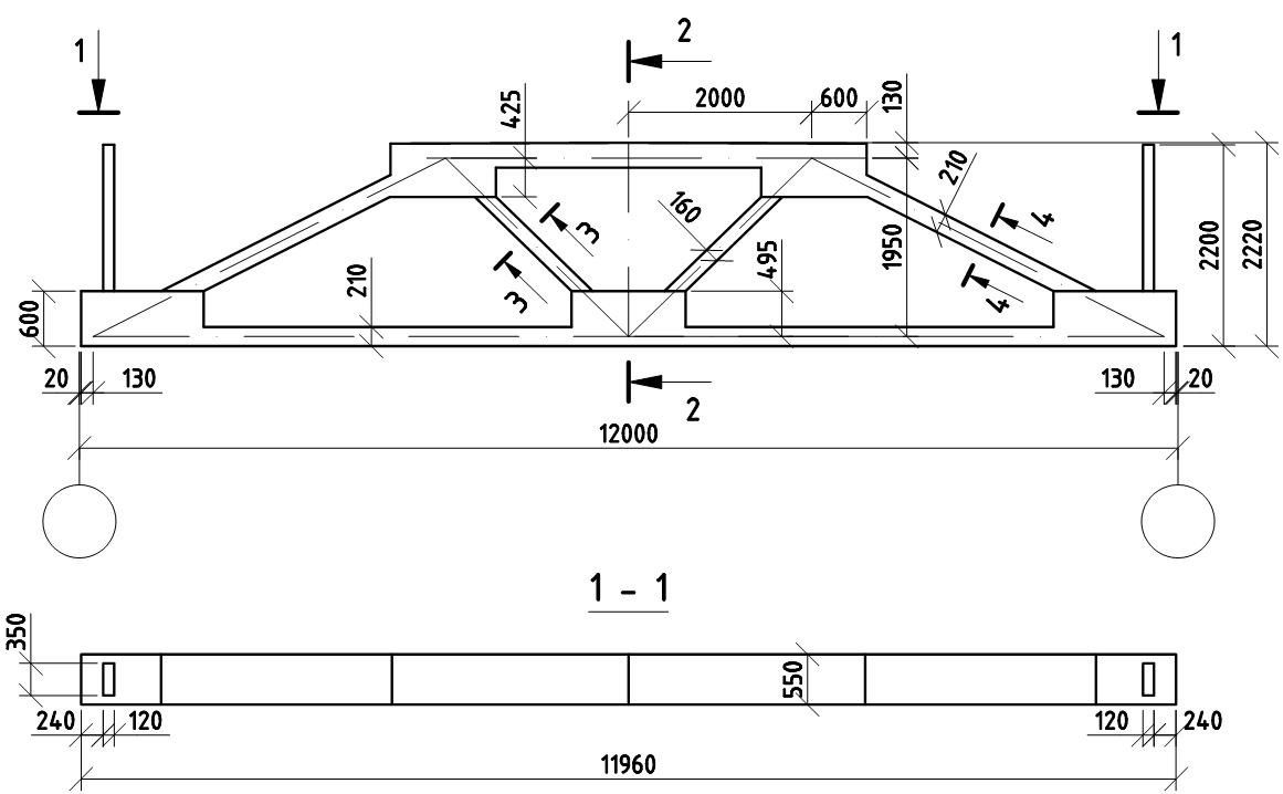 Серия железобетонных ферм переработка железобетонных конструкций