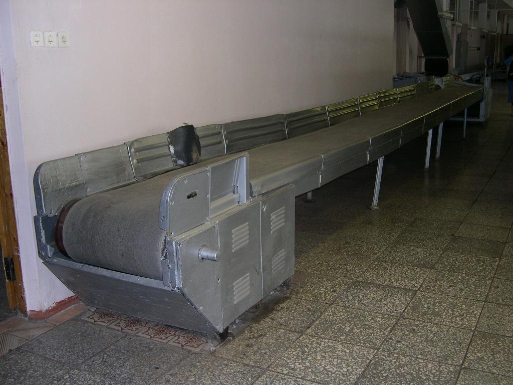 техника безопасности ленточного транспортера