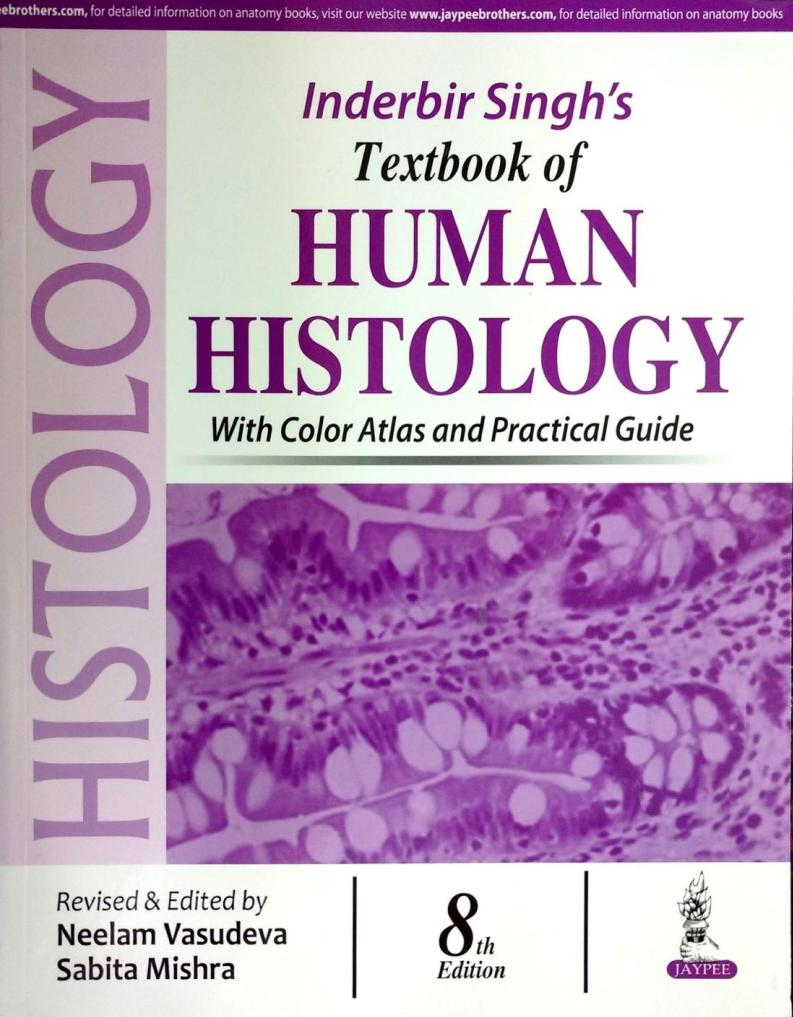 textbook of human histology by inderbir singh pdf free download