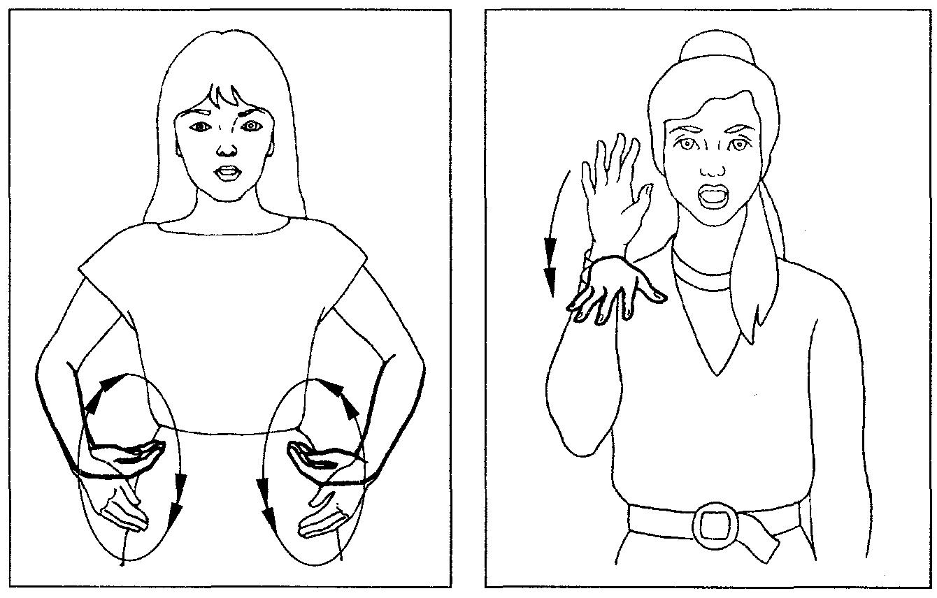 это спортивные жесты для глухонемых в картинках были изготовлены