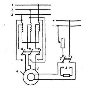 Трехфазный синхронный двигатель реферат 9614