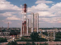 Отчет по общеинженерной практике на Московском  Впервые в отечественной нефтепереработке на заводе сооружен комплекс по глубокой переработке нефти на базе комбинированной установки каталитического