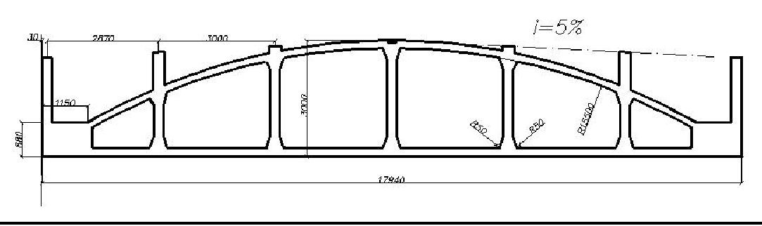 Ферма 18 м железобетонная класс ребристых плит перекрытия