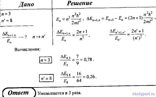 определить радиус третьего энергетического уровня атома