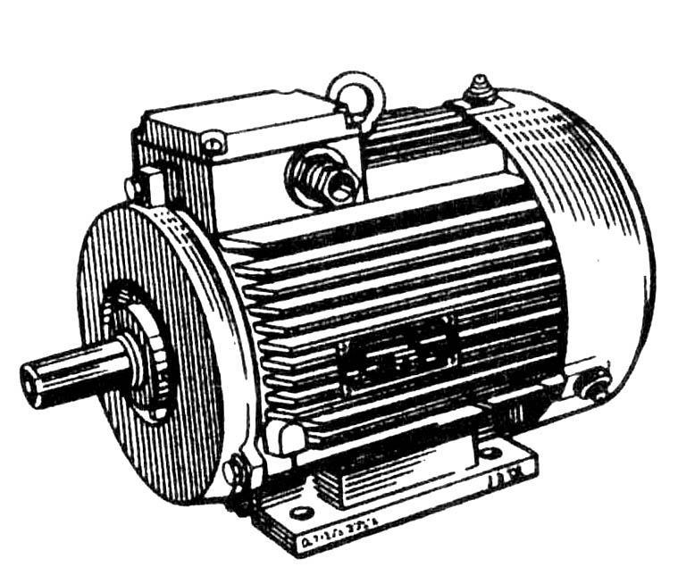 Каталог электродвигателей с картинками серии о